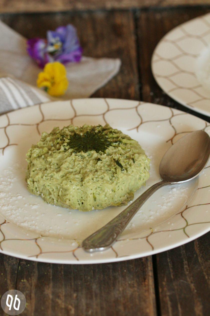 KokosMatcha Dessert