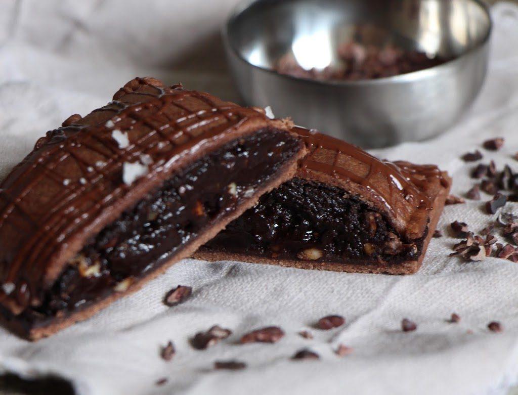 {Rezept} Poptarts mit Schokoladencreme und Fleur de Sel