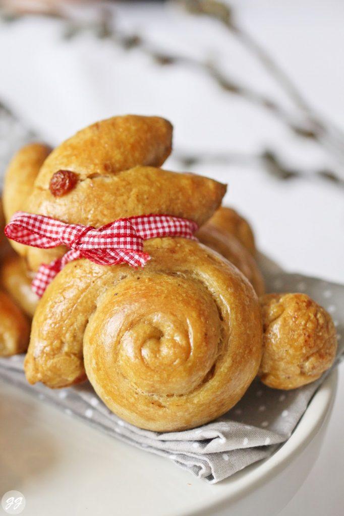 {Rezept} Vegane Butterhäschen mit Orangenflavour