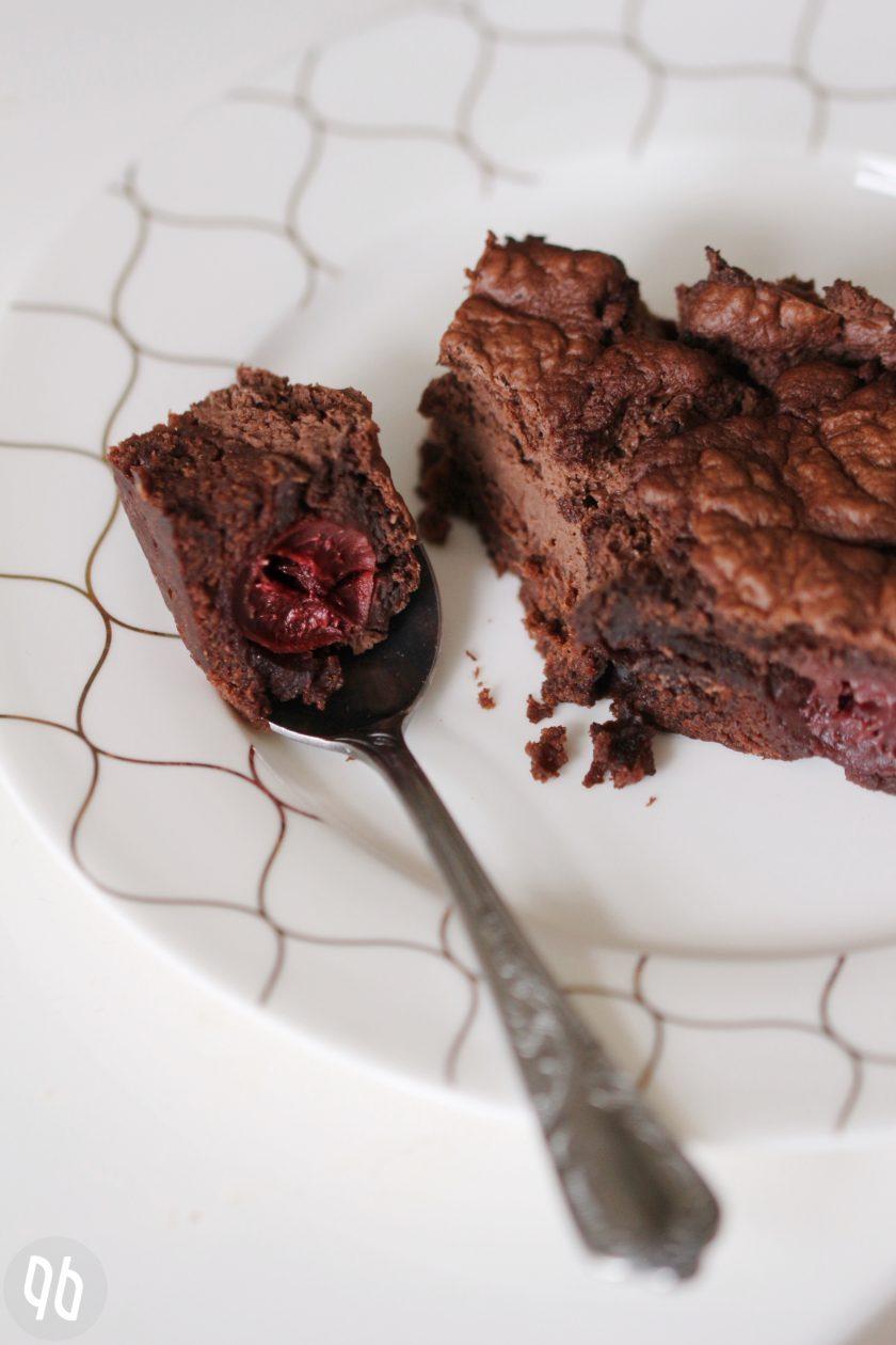 Cherry Chocolate Cheesecake Brownies