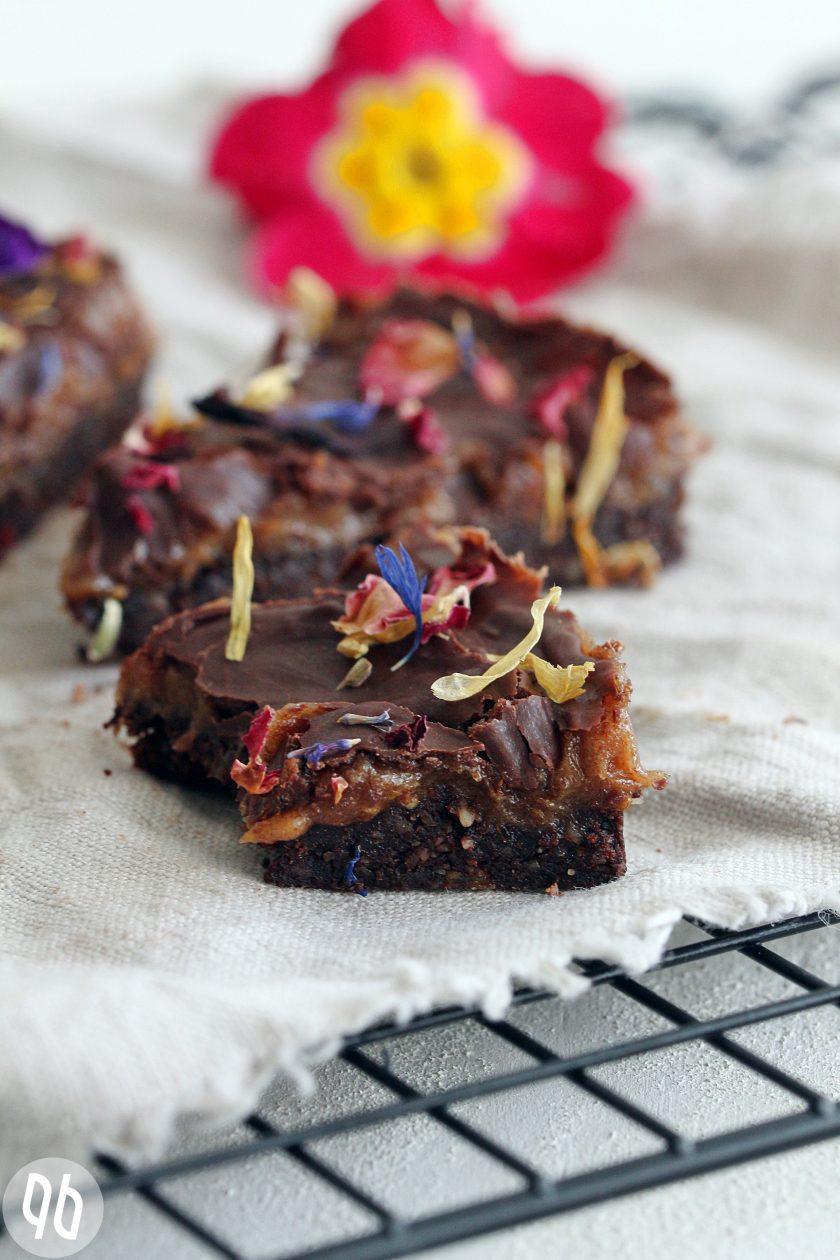 Rohkost Schokoladenkuchen