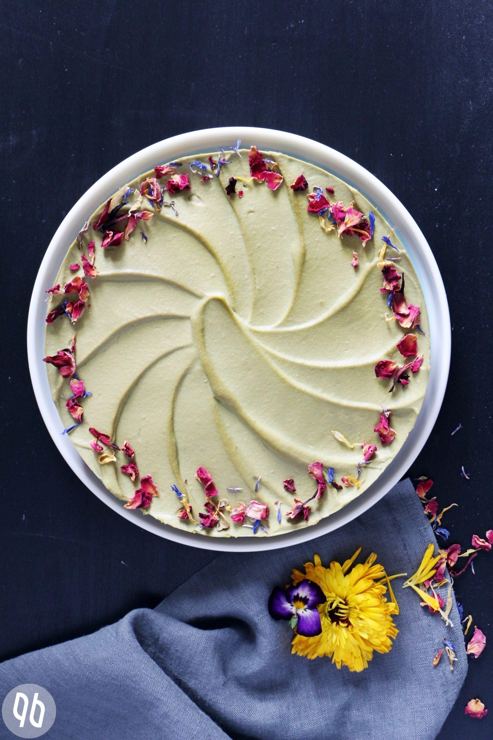 Rezept Avocado Schokoladenkuchen No Bake Vegan Glucksgenuss