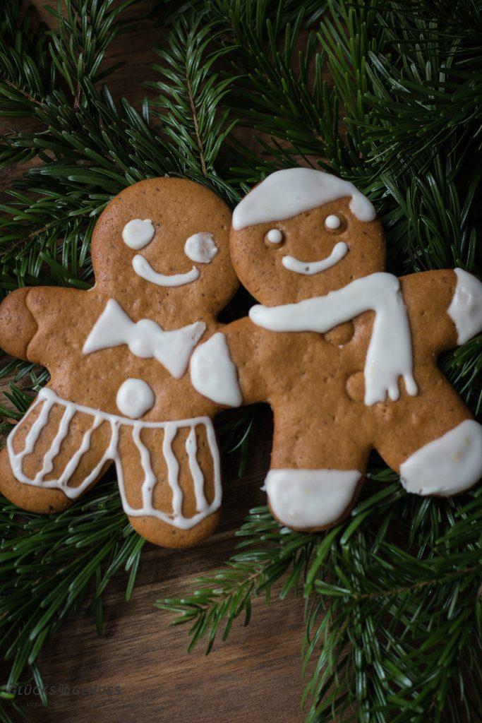 Gingerbread Lebkuchenmänner