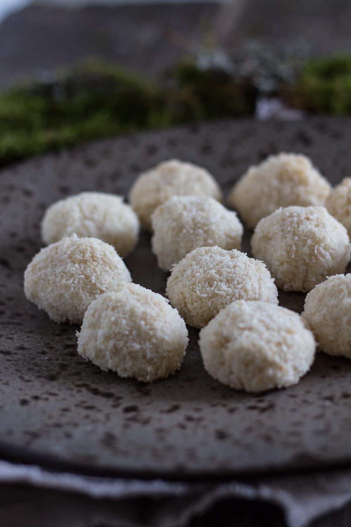 Die besten & saftigsten Kokosmakronen