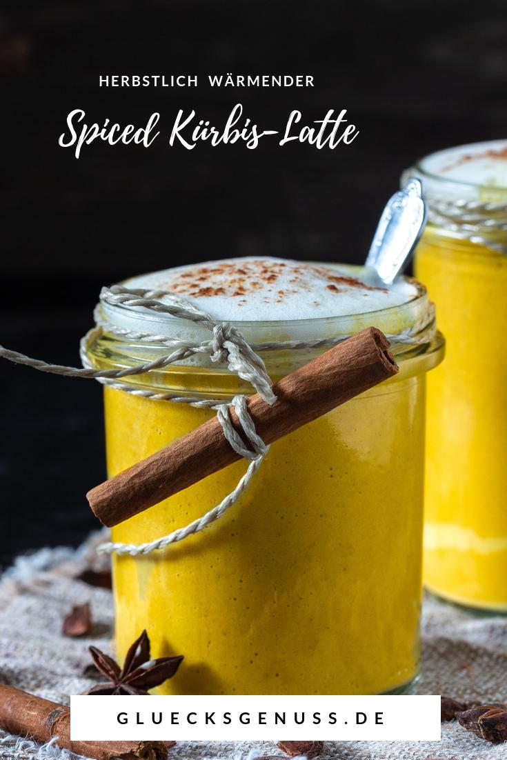 Veganer Spiced-Kürbis-Latte
