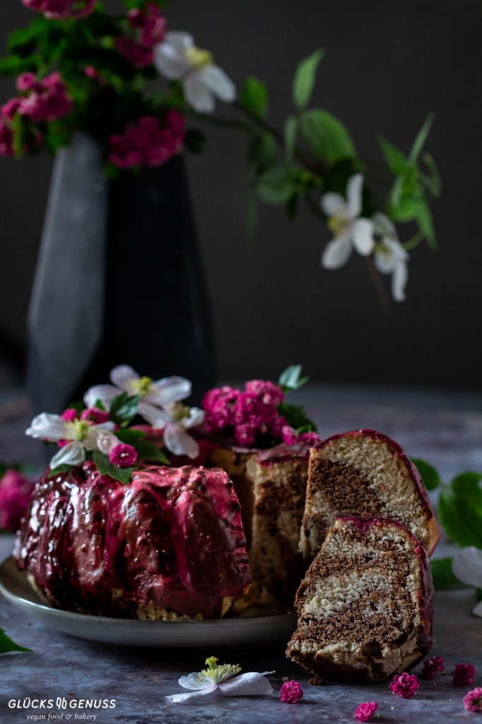 Glutenfreier Marmorkuchen
