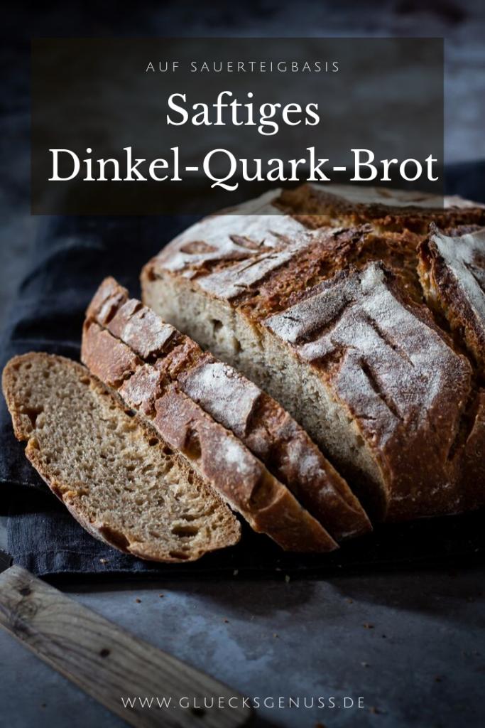 Dinkel-Quark-Brot