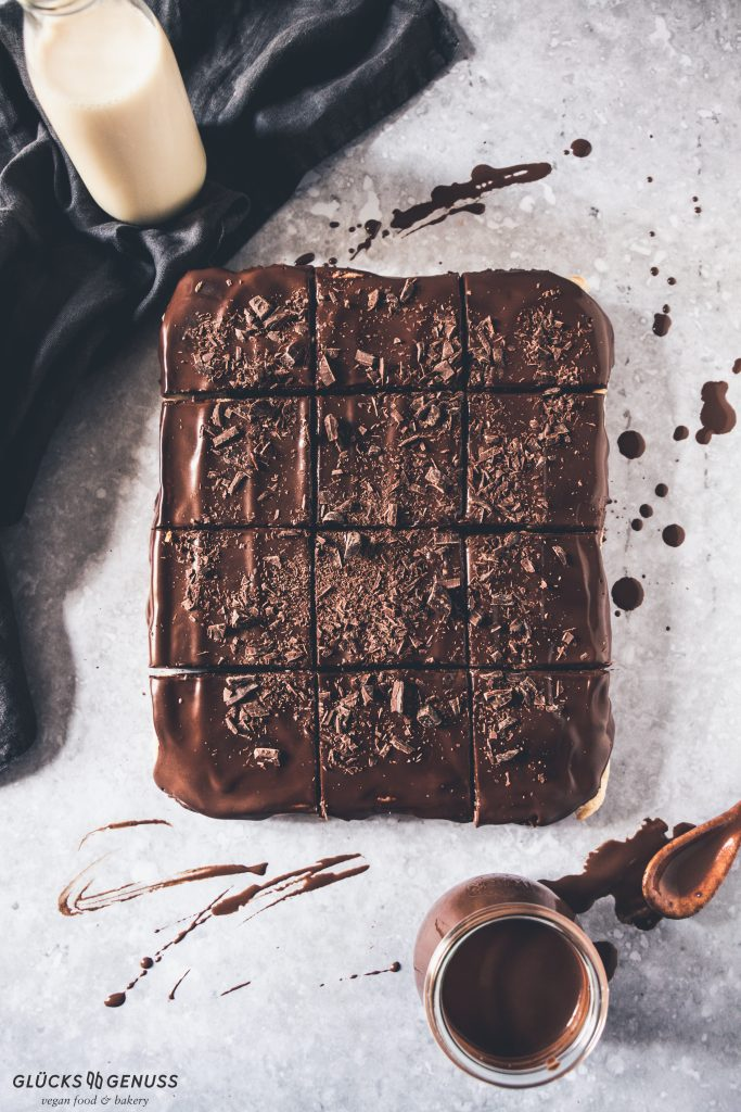Zimtige Käsekuchen-Brownies