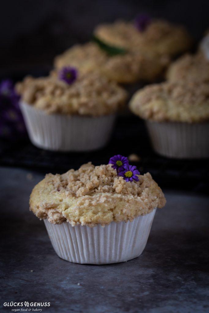 Pflaumen-Mandel-Muffin