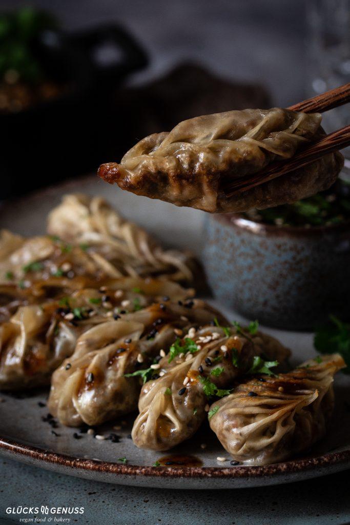 Vegane Dumplings