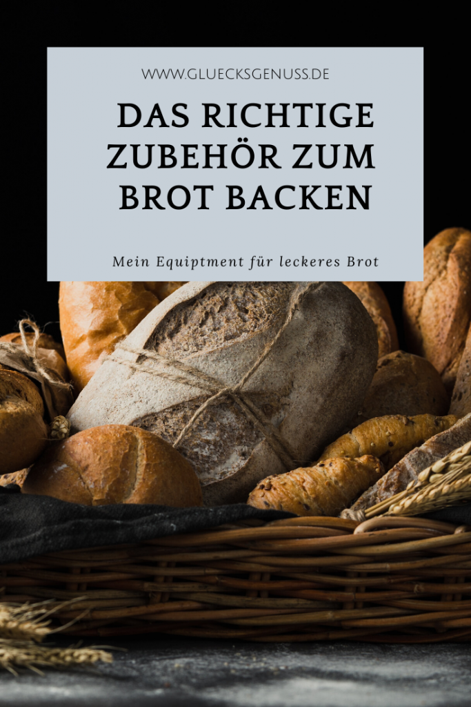 Zubehör zum Brot backen
