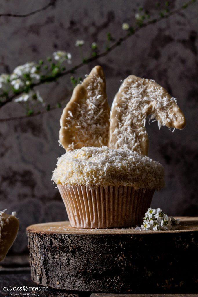 Vanillecupcakes zu Ostern