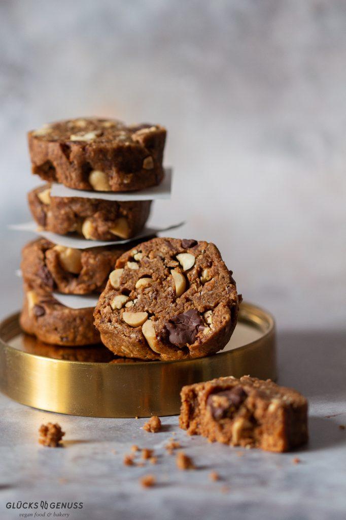 Die besten Schokoladen-Erdnuss-Cookies