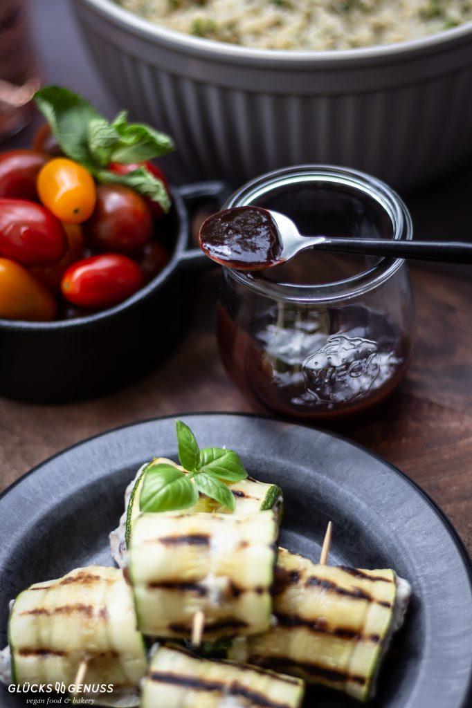 Rotweinmarinade zum Grillen