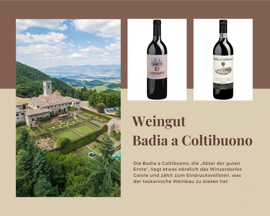 Weingut Badia a Coltibuono